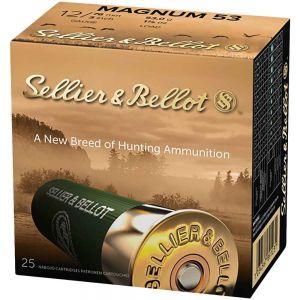 Sellier & Bellot Jagd Magnum 53, 12/76