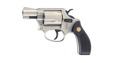 SRS Revolver S&W Chiefs Special
