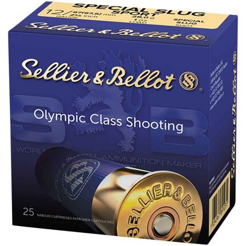 Sellier & Bellot Special Slug Sport 12/67,5