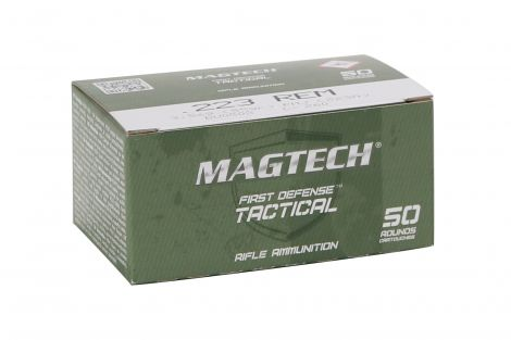 Magtec First Defence Tactical .223 Rem Vollmantel