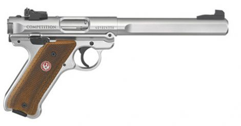 Ruger Mark IV Competition stainless