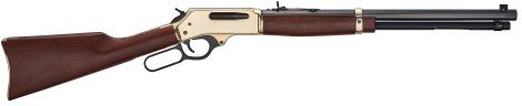 Henry H009B Brass Lever Action Rifle