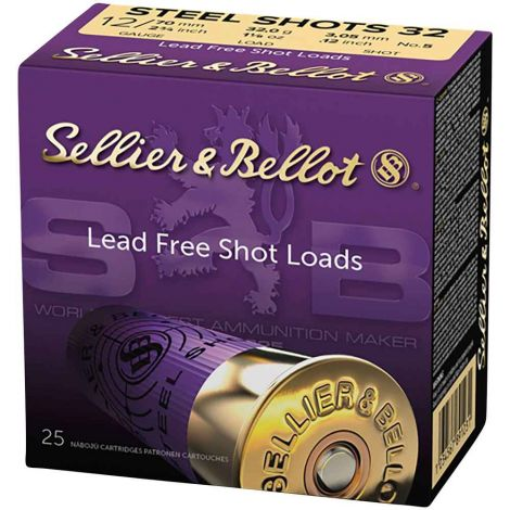 Sellier & Bellot Steel Shots