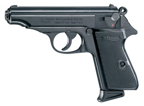 SRS Pistole Walther PP