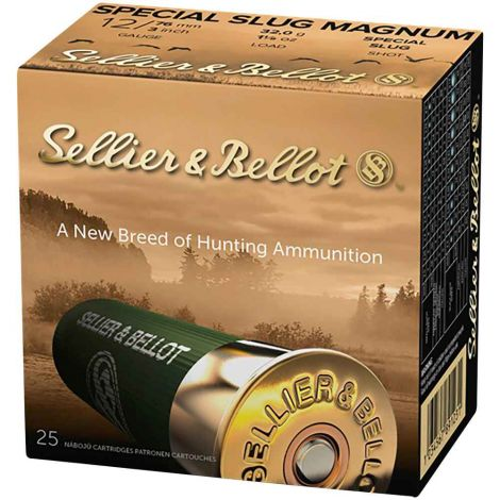 Sellier & Bellot Special Slug Magnum 12/76